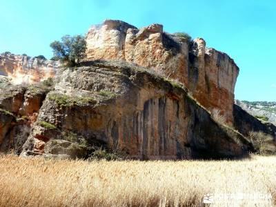 Cañón del Río Salado; Embalse El Atance; viajes singles almanzor valverde de los arroyos rutas se